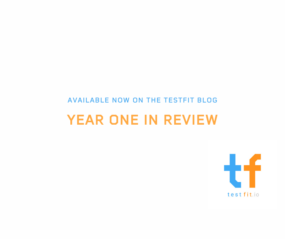 Startup year in review