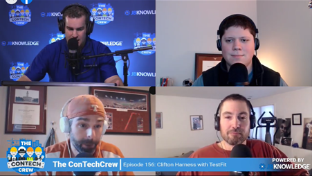 TestFit CEO Clifton Harness on the ConTechCrew