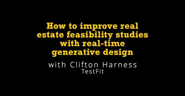 BD+C interview TestFit David Barista