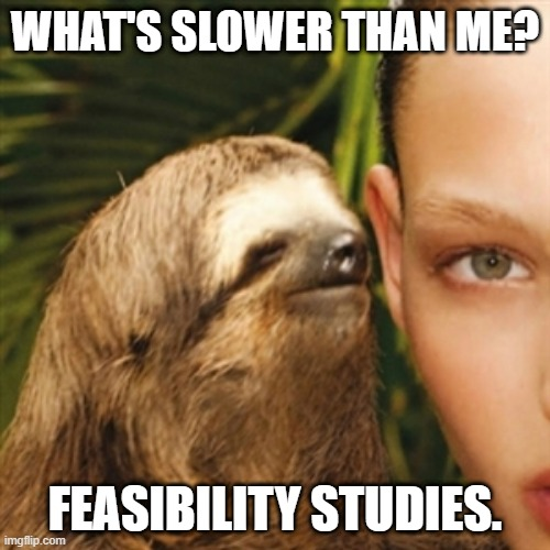feasibility studies real estate broken